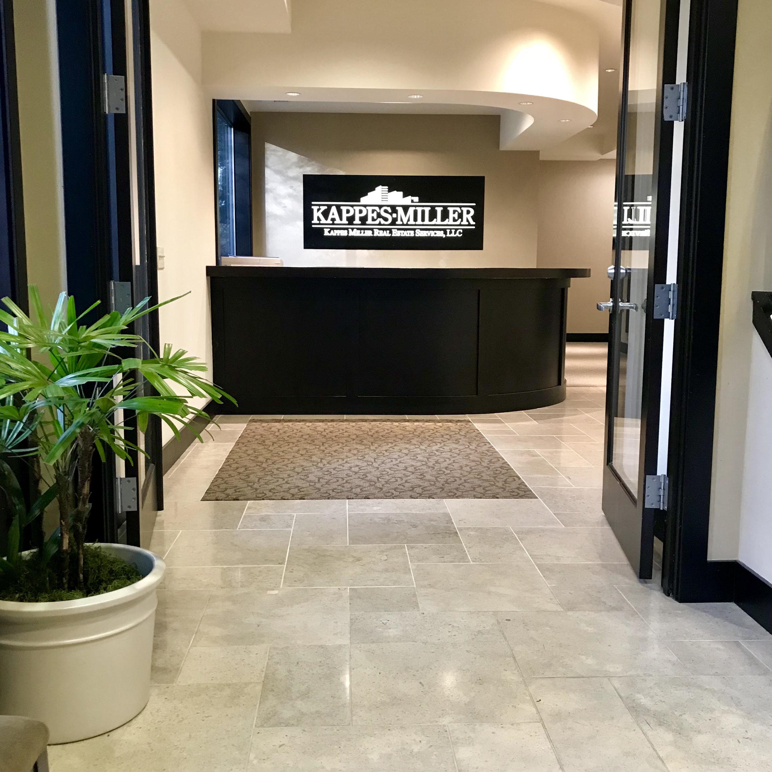 Kappes Miller Real Estate Services Office Interior