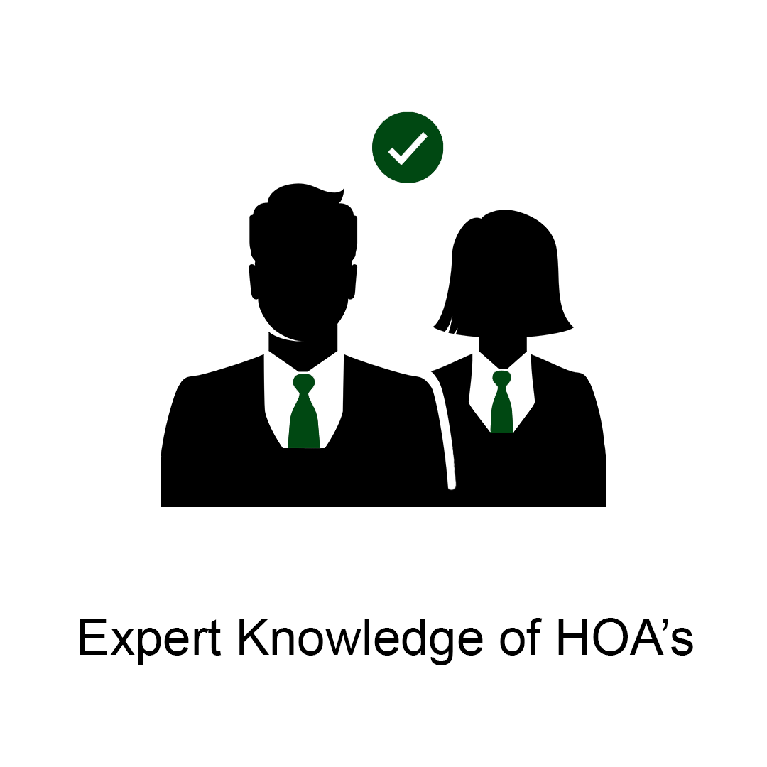Expert Knowledge of HOA's