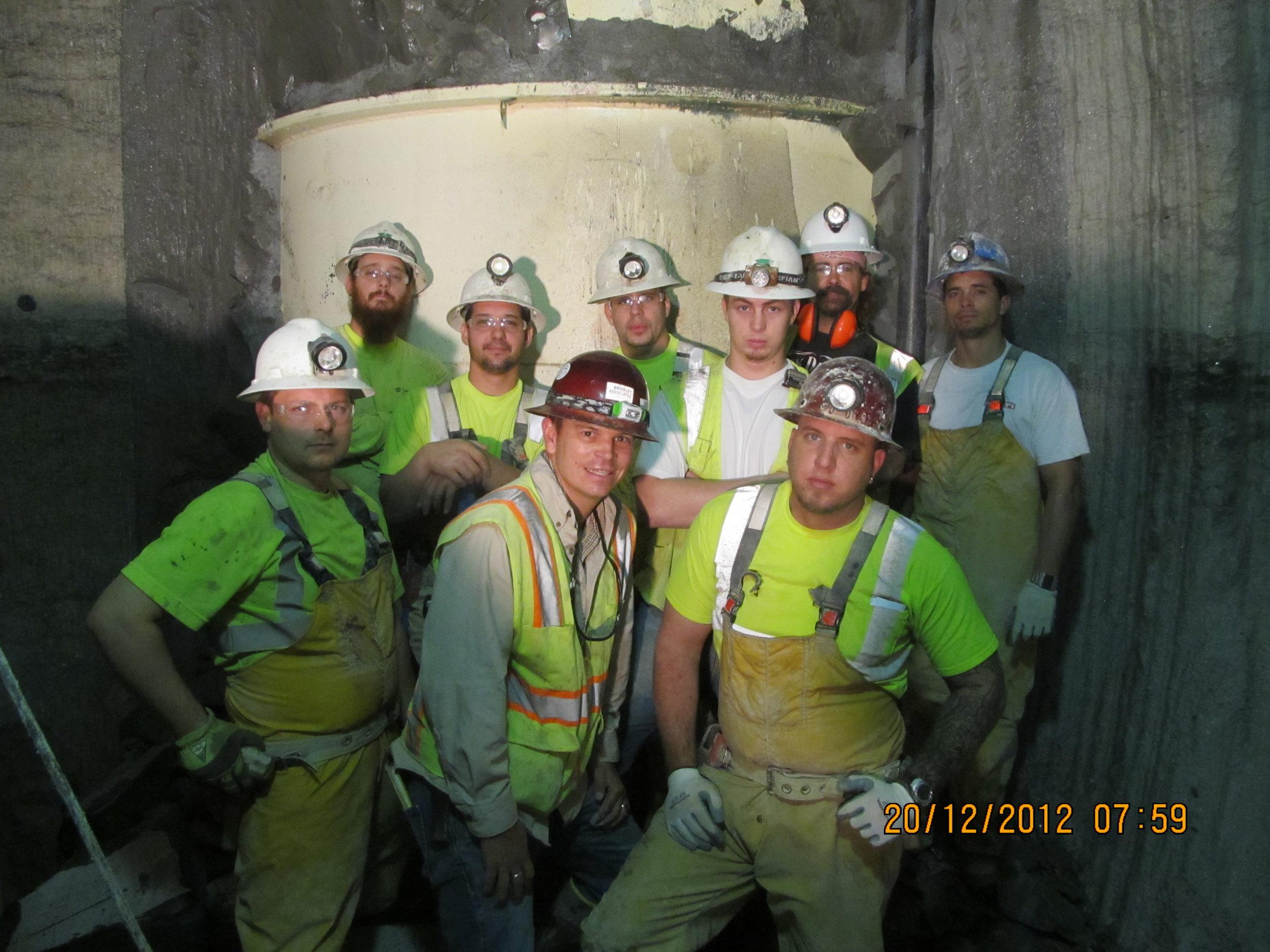 Professional Geoscientists Intake Shaft.JPG