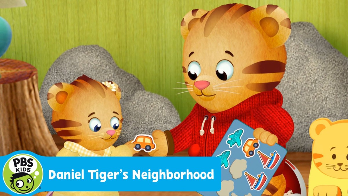 Writing Daniel Tiger S Neighborhood Mom Life Fred Roger S Legacy With Becky Friedman Atomic Moms