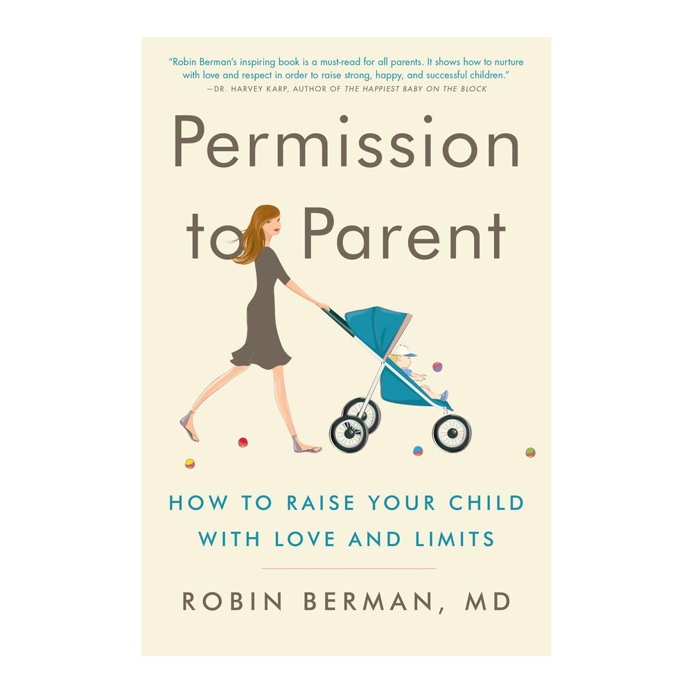 Permission to Parent Book