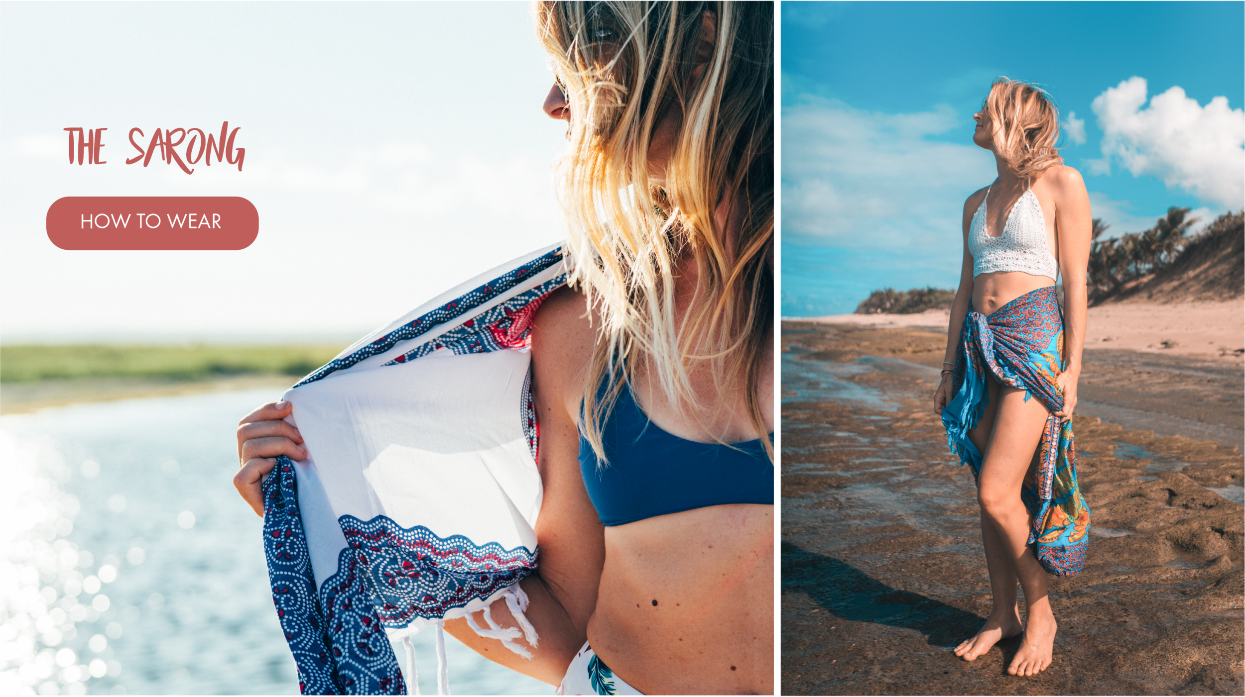 The Sarong: How to Wear