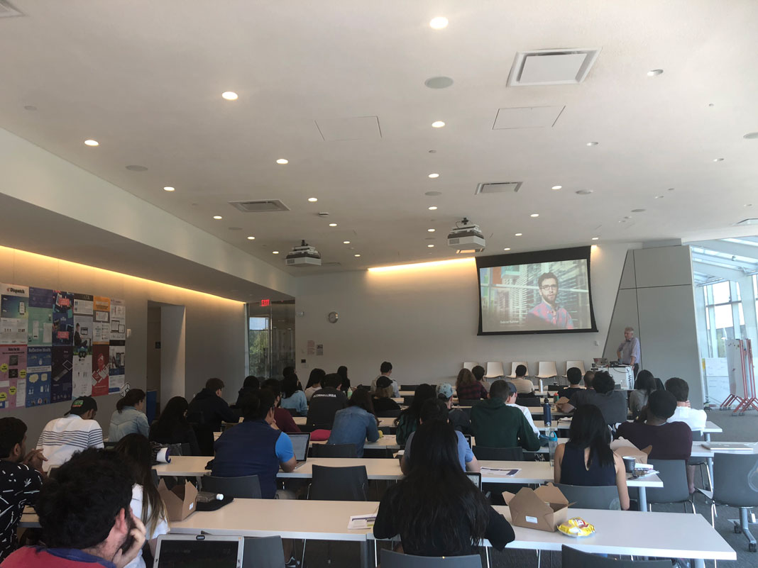 Workshop at Cornell Tech - Anna Blender, Senior VP at BAV Group shares her skills as premier thought leader in brand strategy with Mindstate students fall/winter 2019. She introduces them to the methodology of data driven global brand strategies in relation to Israel's ranking within Best Countries.