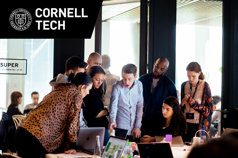 Cornell Tech - A MindState project was featured in a Cornell Tech News story