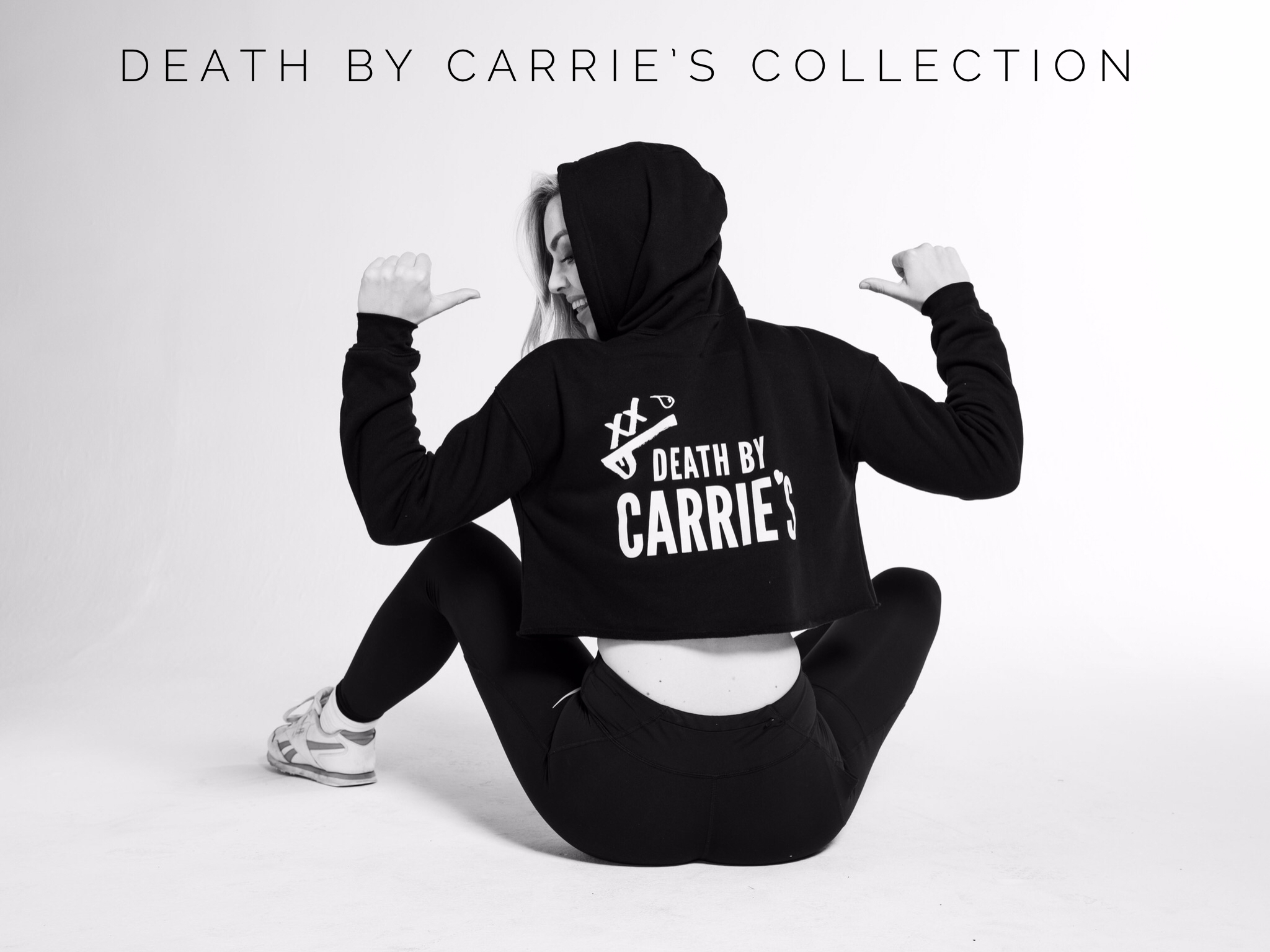 Shop the newest collection here - Inspired by our clients' post-workout reactions