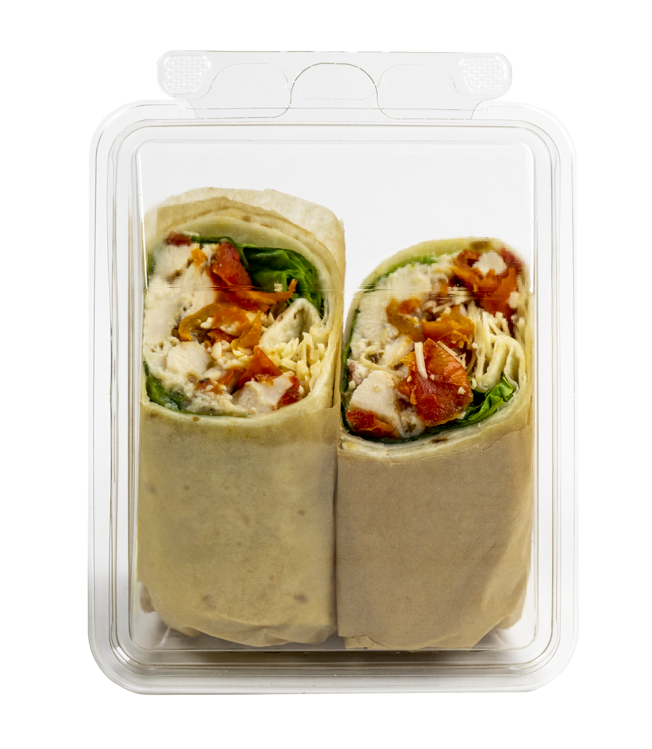 CHICKEN CAESAR WRAP - 81039