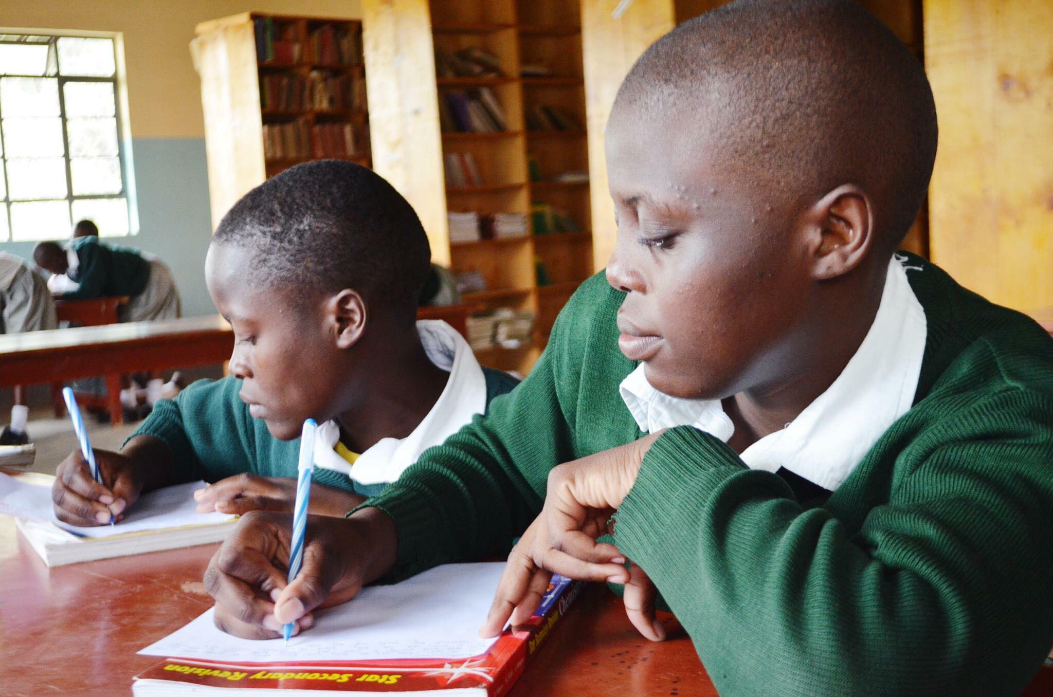 Kibera Penda Project - Students in Kibera