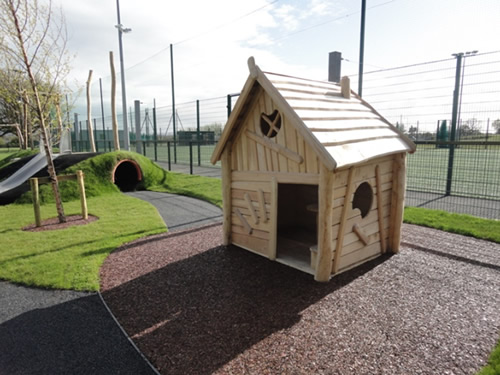 Playhouse - Bespoke house to be designed to accommodate 2 wheelchairs