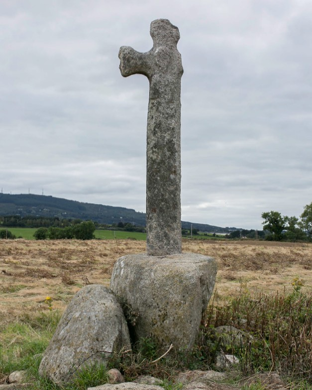 Happy Friday everyone! The Cherrywood site has such a rich and interesting history, for example, did you know that Tully cross is thought to be from the 12th/13th century, and is reputed to be dedicated to St. Bridget? ••••••••••••••••••••••••••••••••••••••• #factfriday #cherrywoodhistory #cherrywooddublin #archaeology