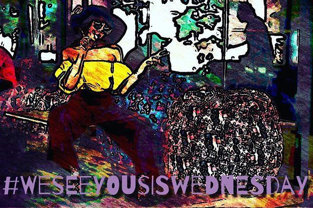 9.5.18  #weseeyousiswednesday