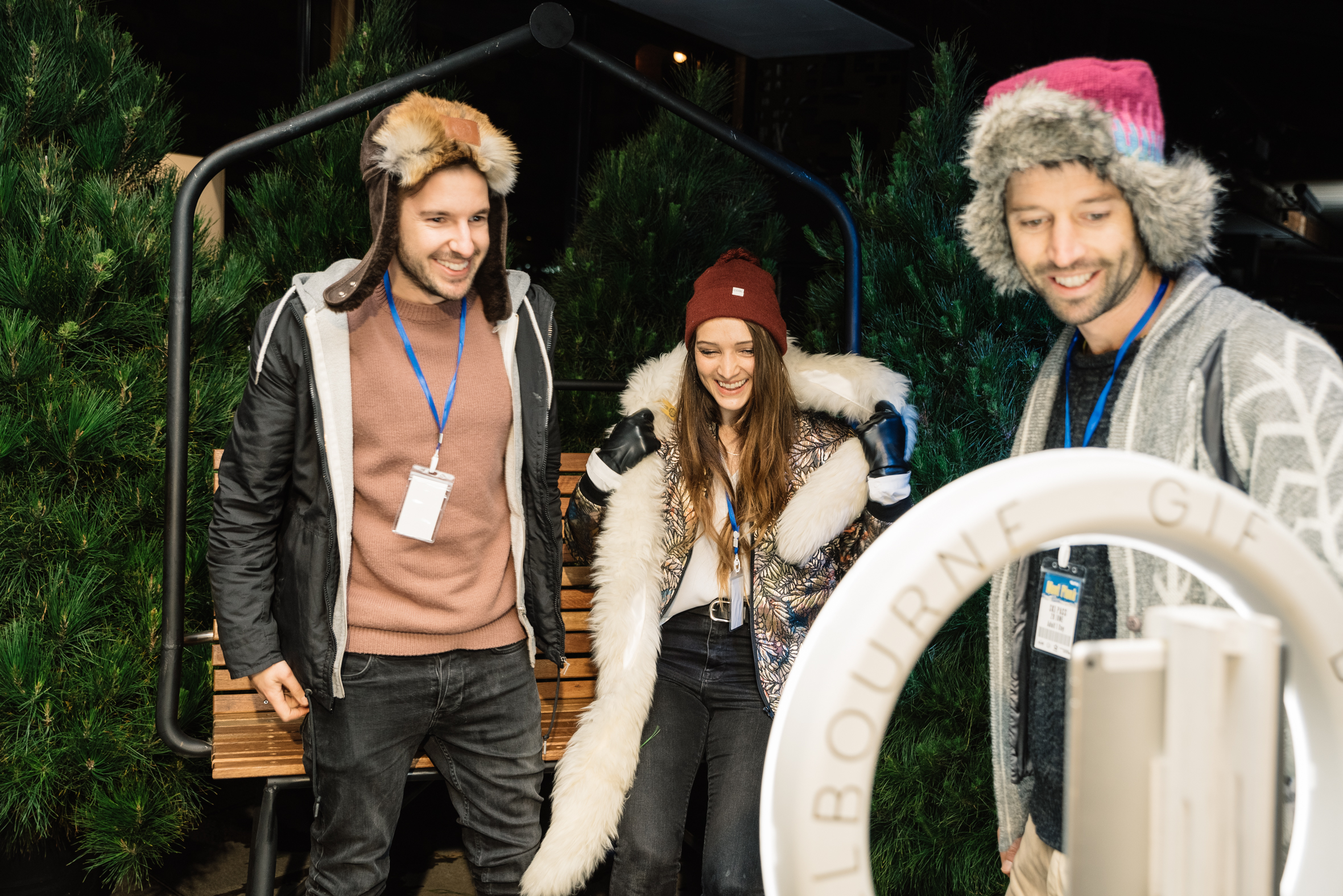 Mont Plonk Launch Party - Venue: Melbourne PublicMGB Highlights: Ever tried a shot-ski??