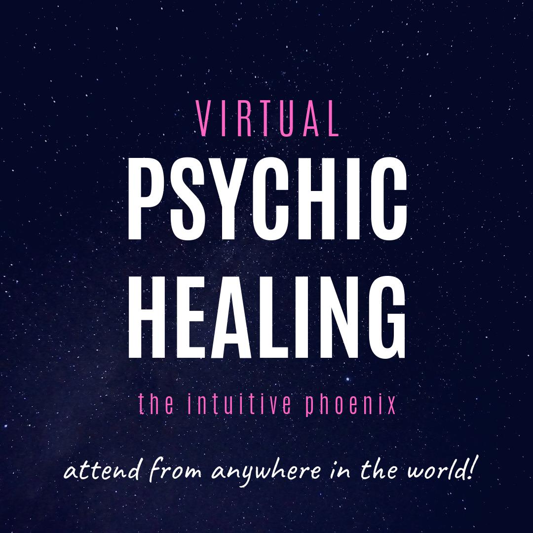 psychichealing