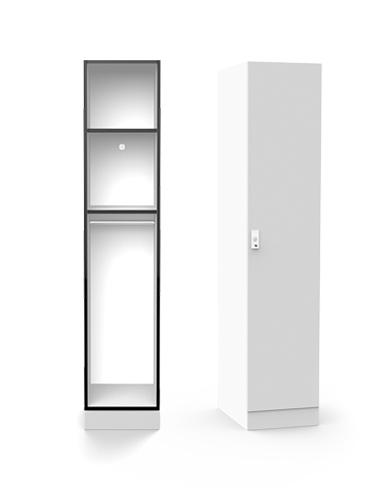 P1 lockin hanging locker