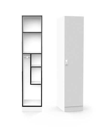 PX1 Lockin Hanging locker