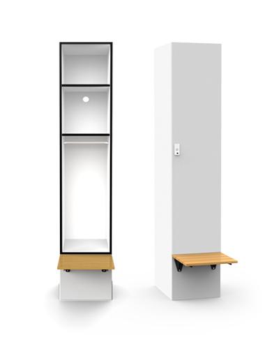 P1+ Lockin Hanging Locker