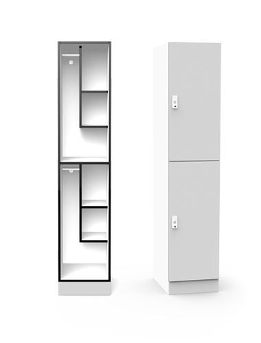 PX2* Lockin Hanging Locker
