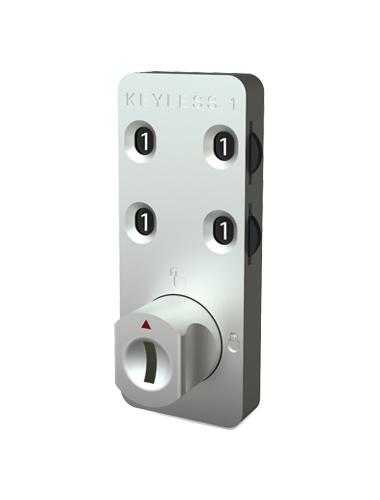 Combination lock for Lockers by Lockin