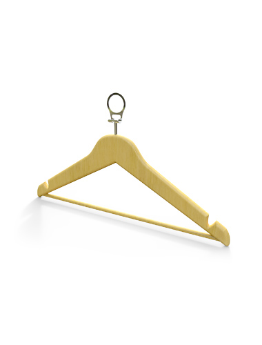 lockin locker accessory - timber anti theft hanger