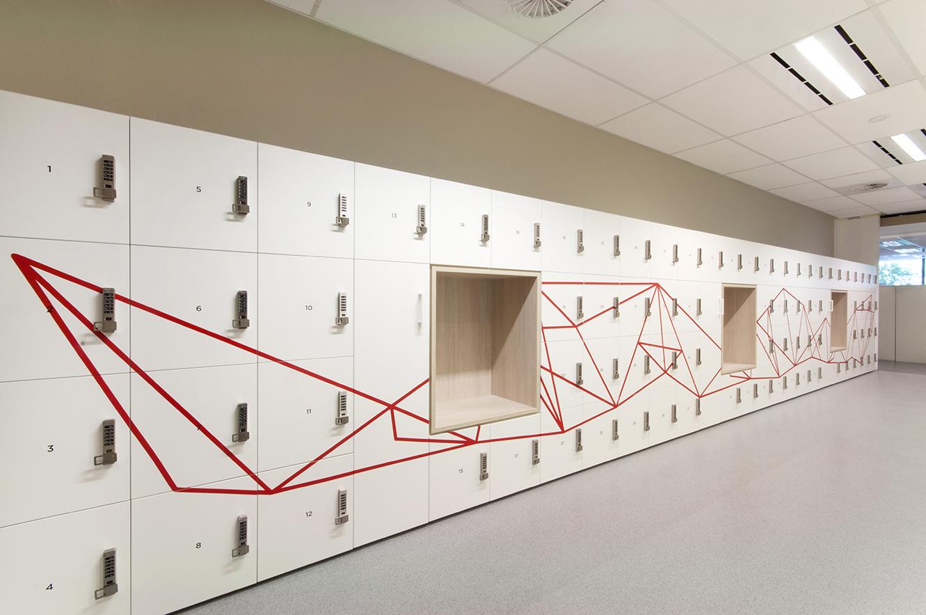 CGU lockers by Lockin Australia