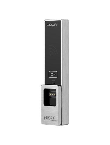 Silver RFID lock for lockers