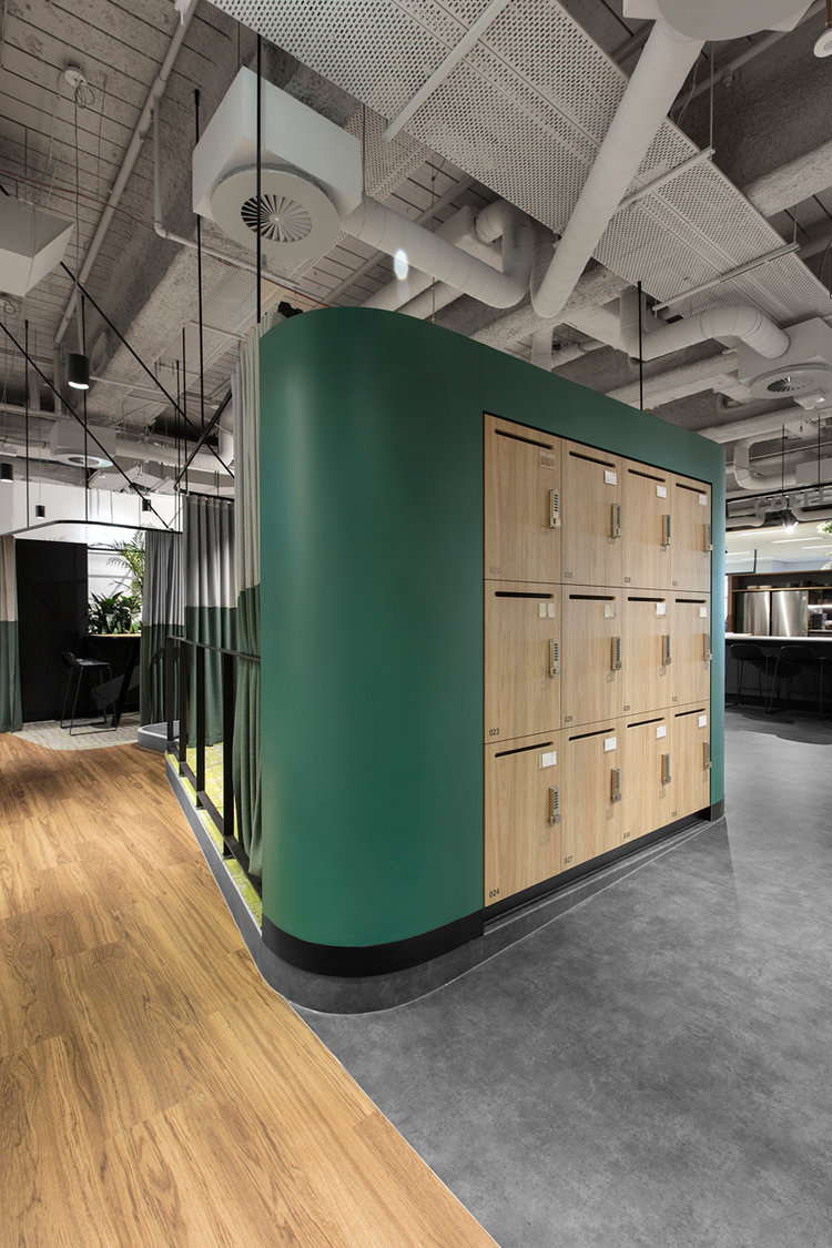 code locker locks on office lockers