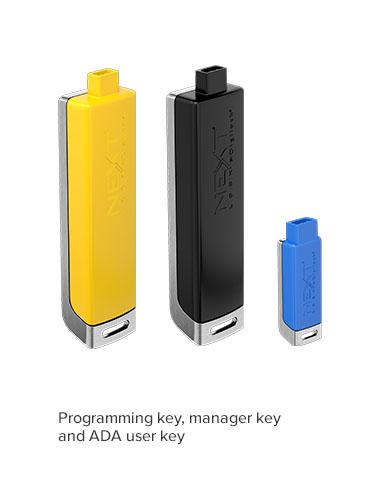 manager keys