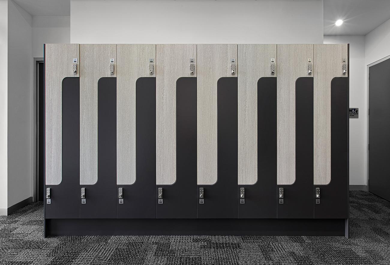 Sacre Coeur school lockers by Lockin
