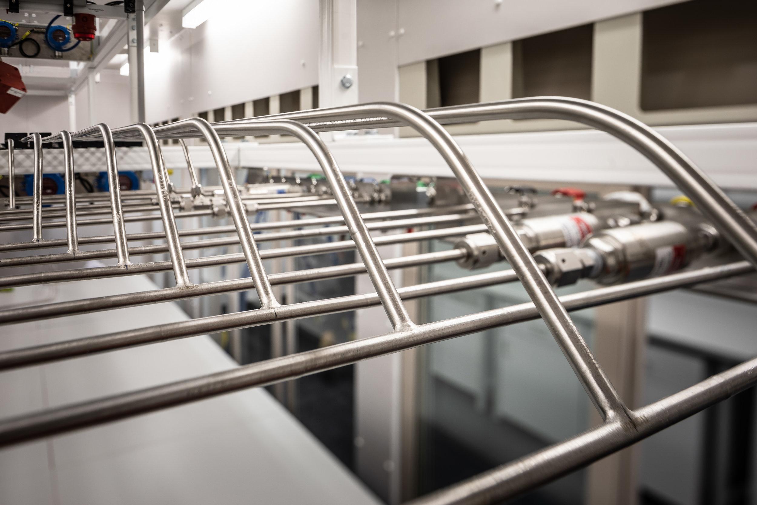 ORBITAL WELDING - Laboratory Gases