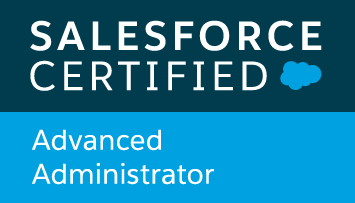 Salesforce Certified Advanced Administrator | Advanced Admin Salesforce