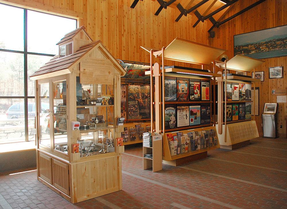 VT Welcome Center