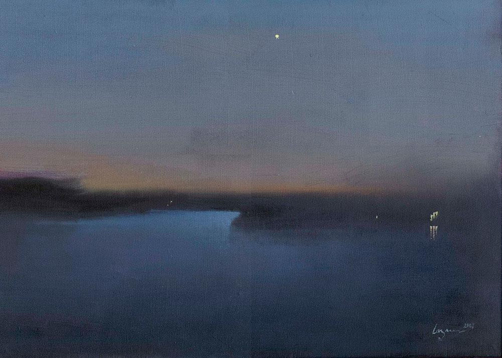 Darkness - Lake Champlain
