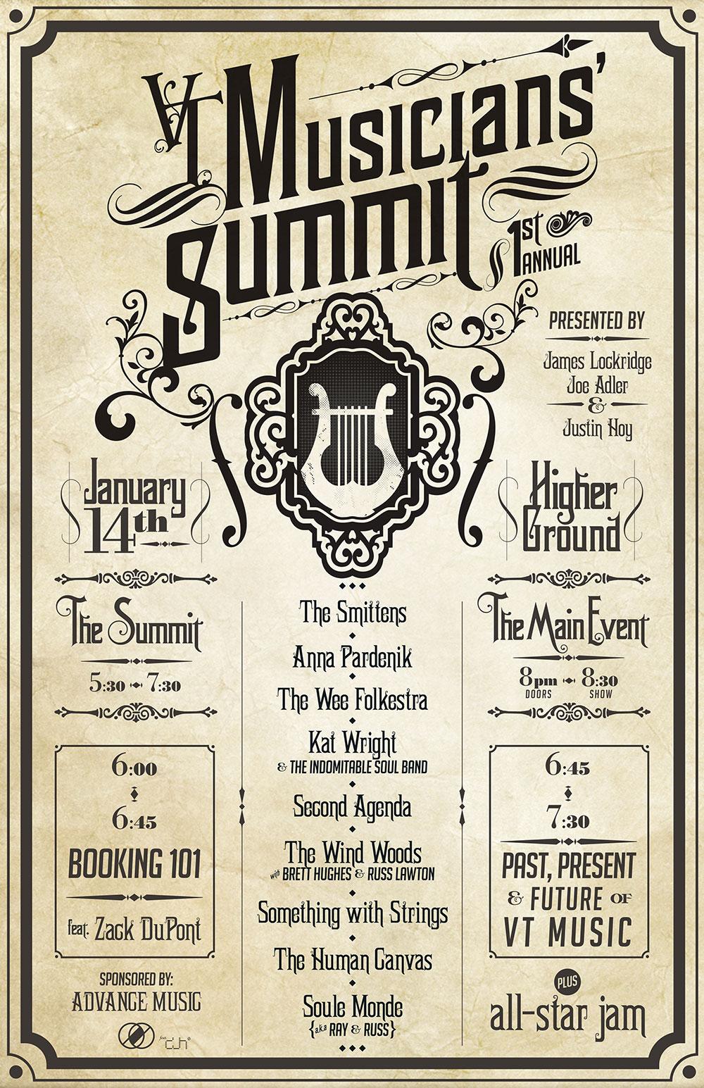 2012 Music Summit