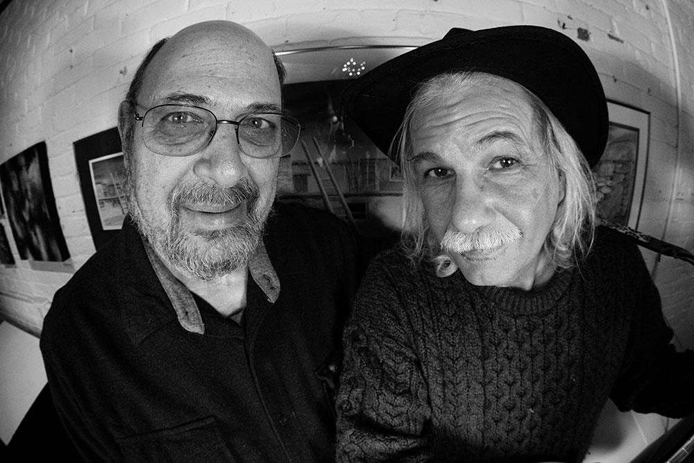 Ben Bergstein and Rik Palieri