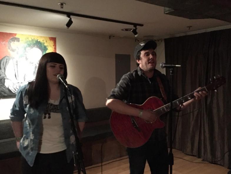 Nick Losito and Sarah Cutler