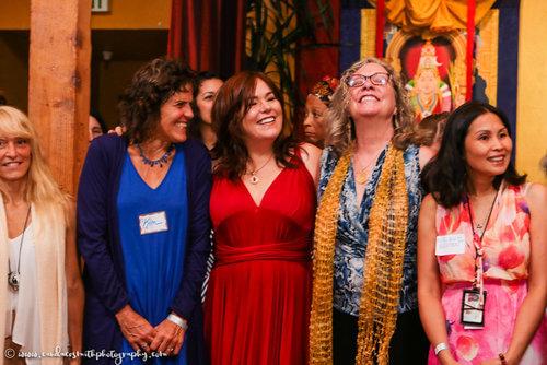 Rise Up Priestess Women's Retreat Photography