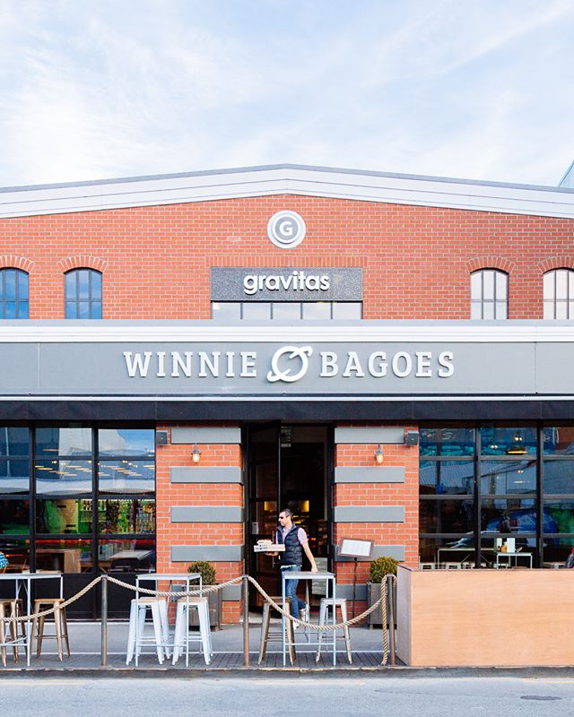 We are having the best time exploring all our new neighbours! Welcome  @winniebagoescity!! 🍕🚀Kiwi Pizza at it's best! With happy hour from 4-6pm we know what our Friday night is going to look like… 😉🍻🍕😁 #yummyneighbours #winniebagoes #chchpizza #chch #wellesstreet