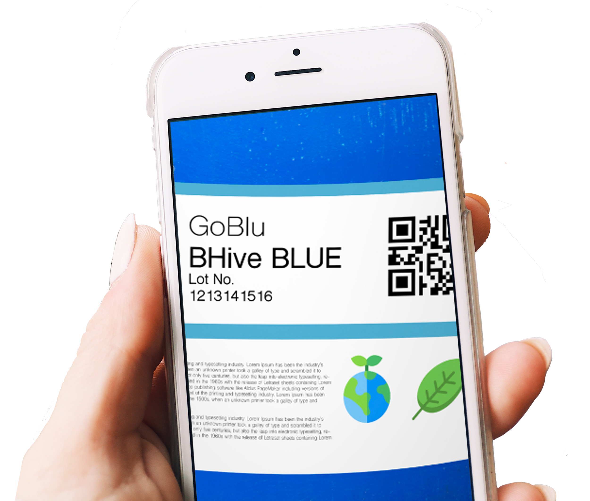 1. Scan - Use BHive to scan chemical products