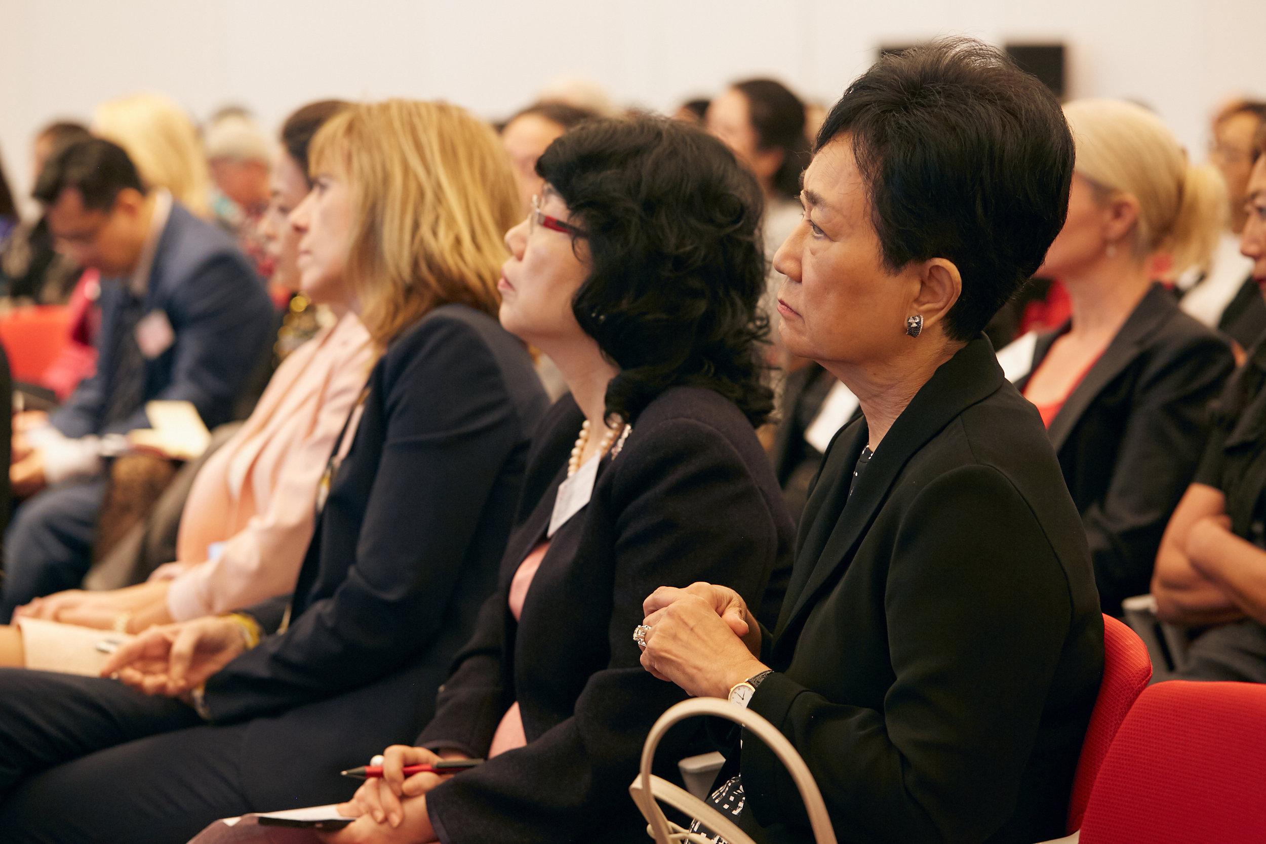 IWF-HK members attend the seminar