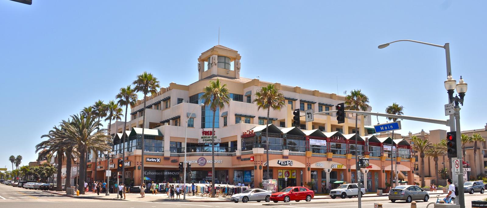 Huntington Beach Downtown Business Improvement District