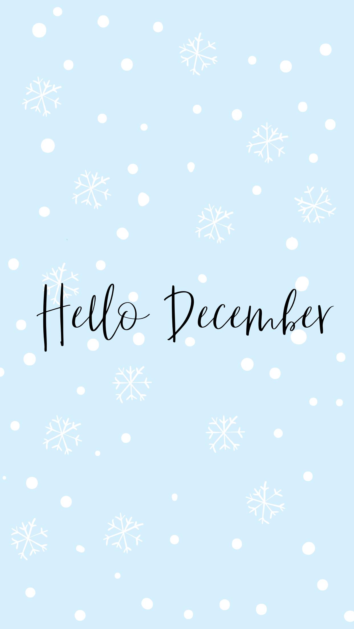 happy december instagram story