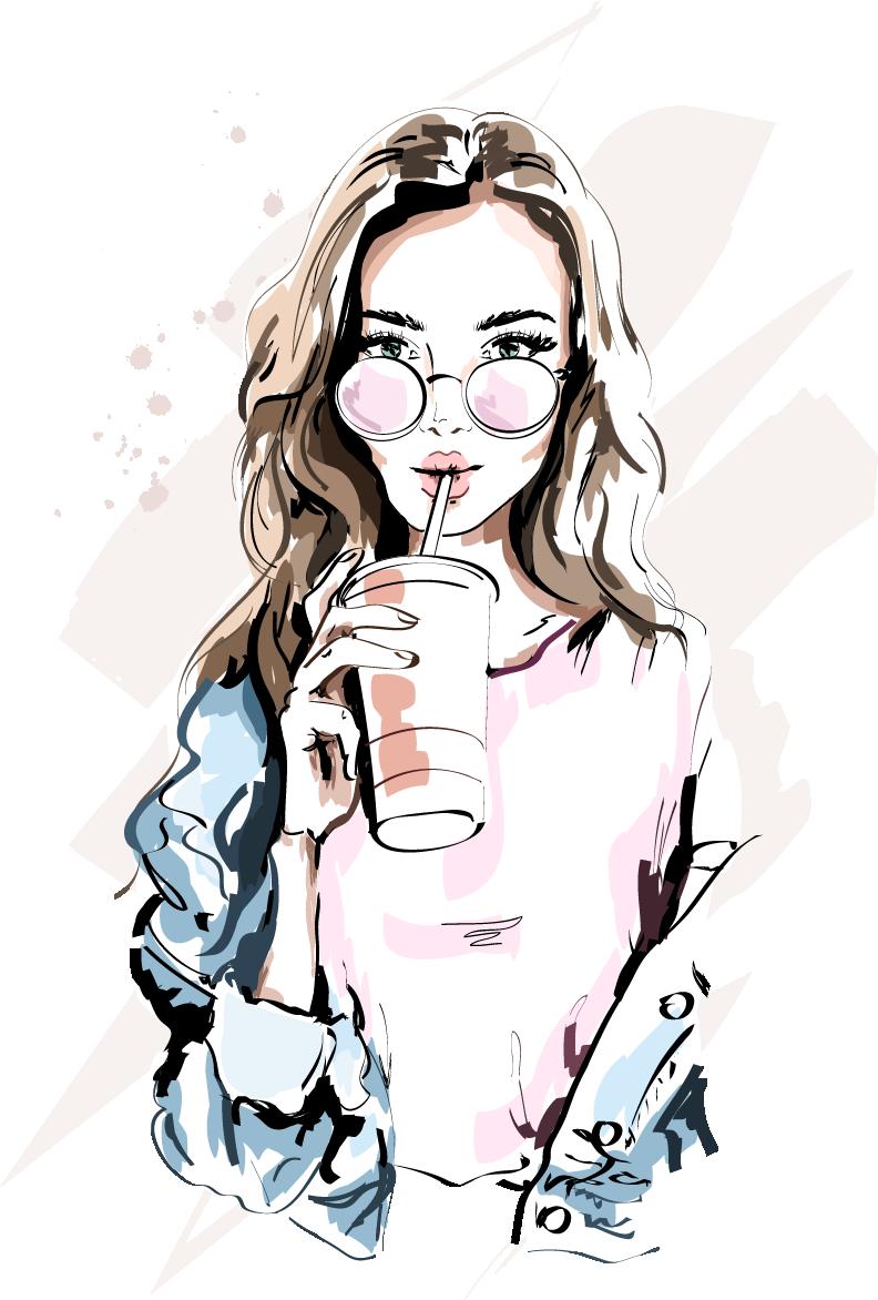 gc girl iced coffee.png