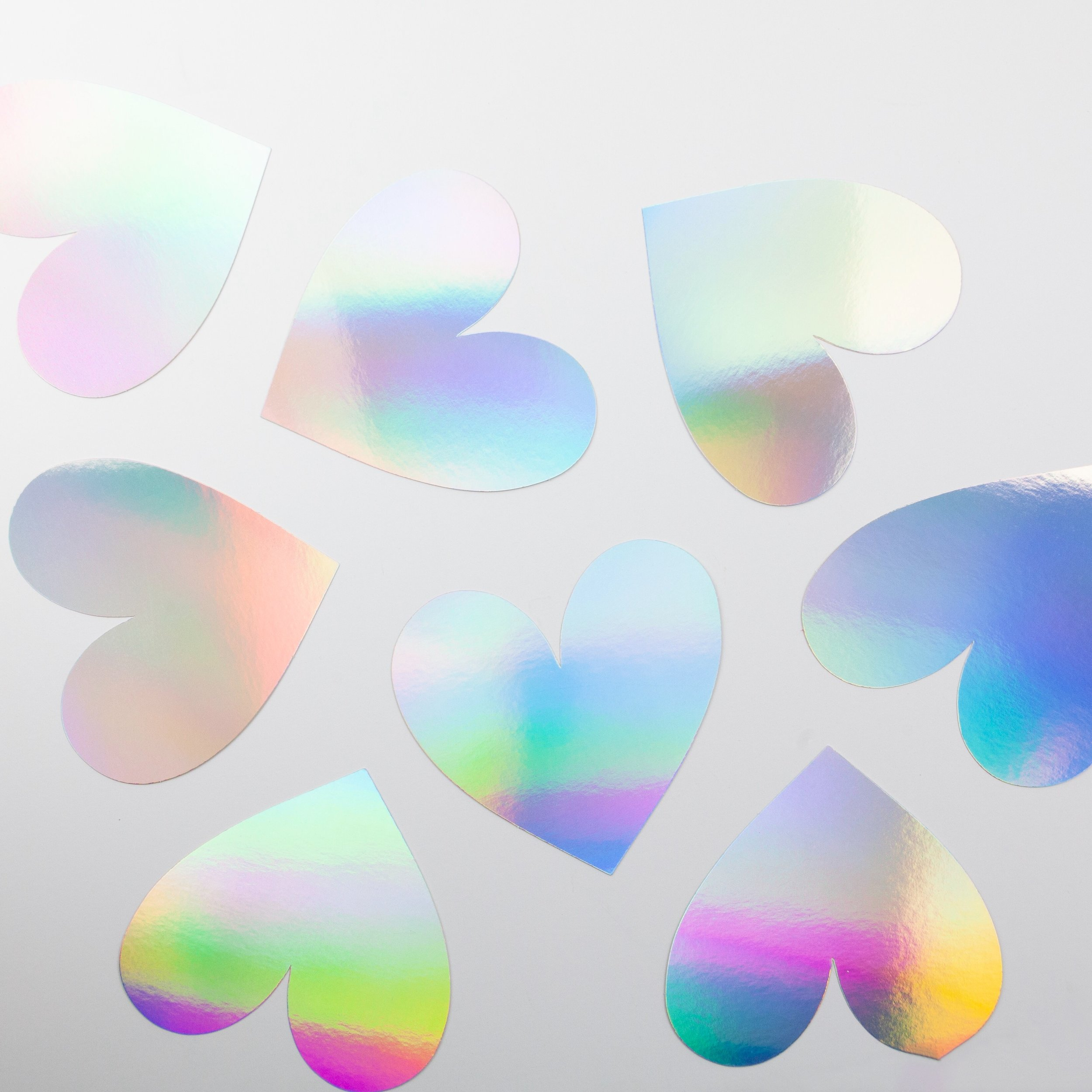 holographic hearts