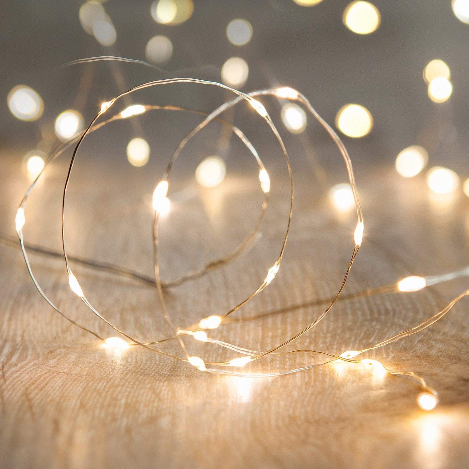 fairy lights instagram props