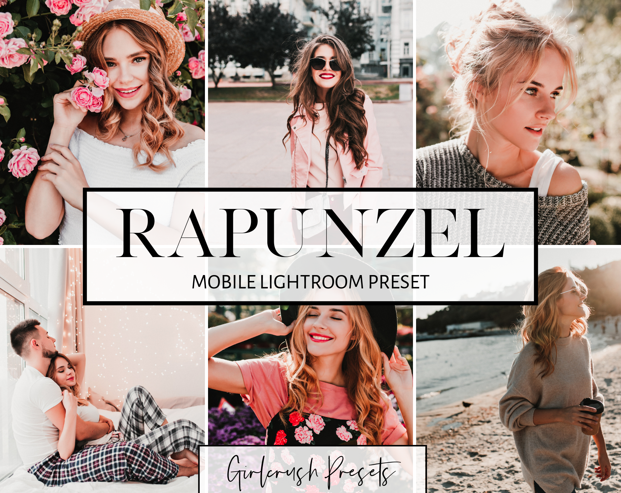 Rapunzel Girlcrush Presets