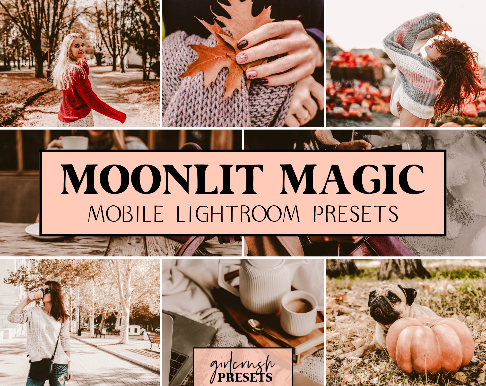 Moonlit Magic Lightroom Presets