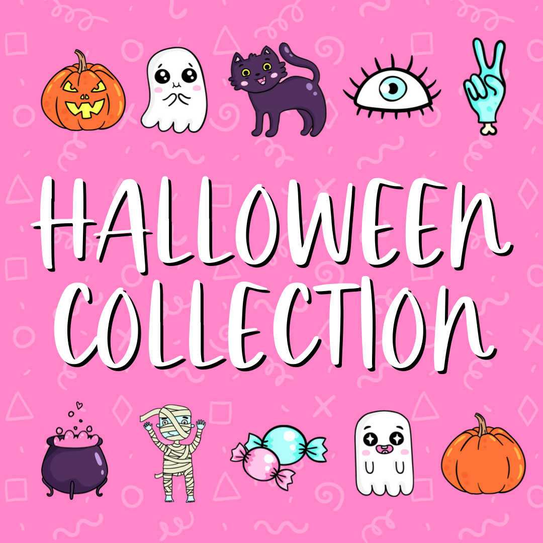 halloween collection - pink