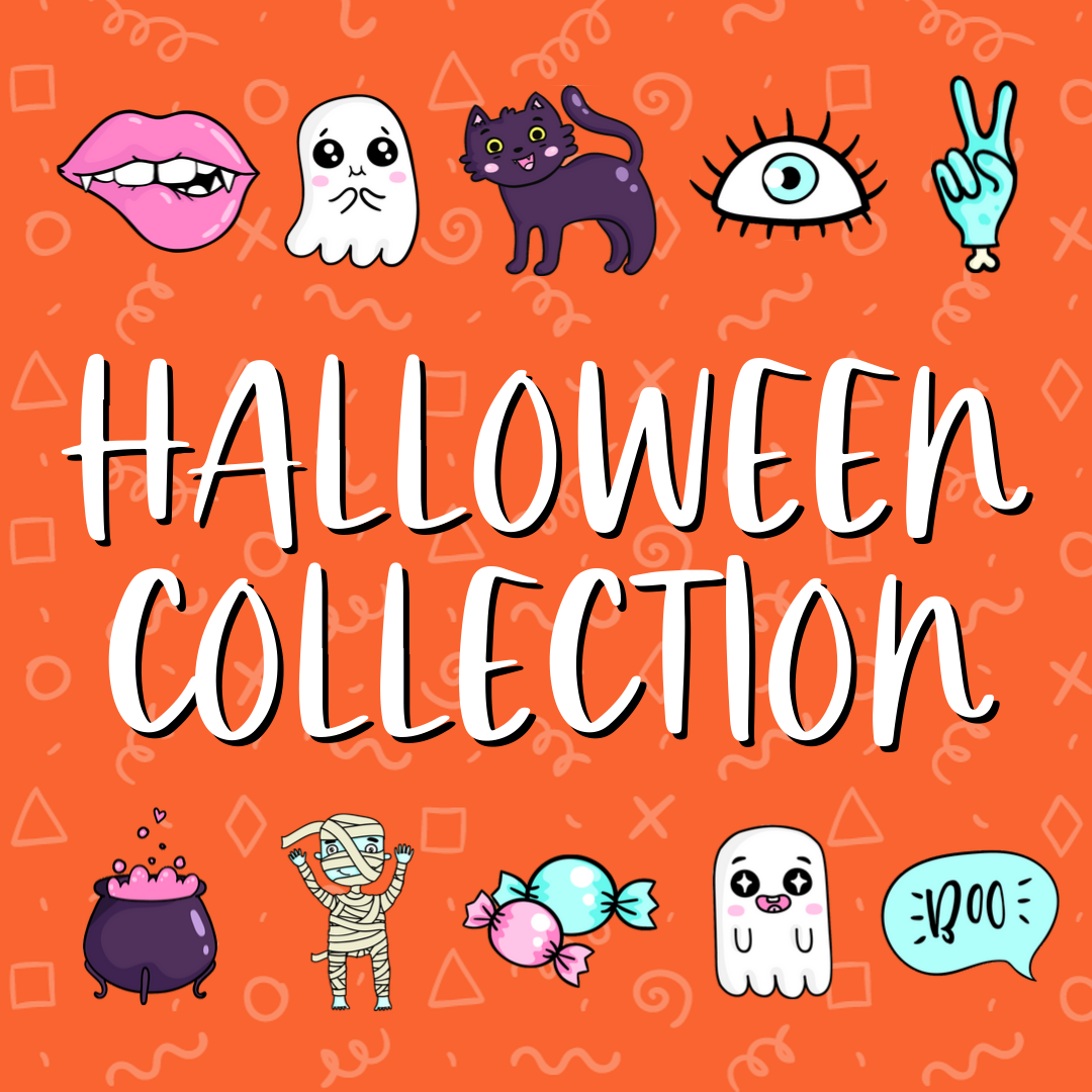 halloween collection - orange