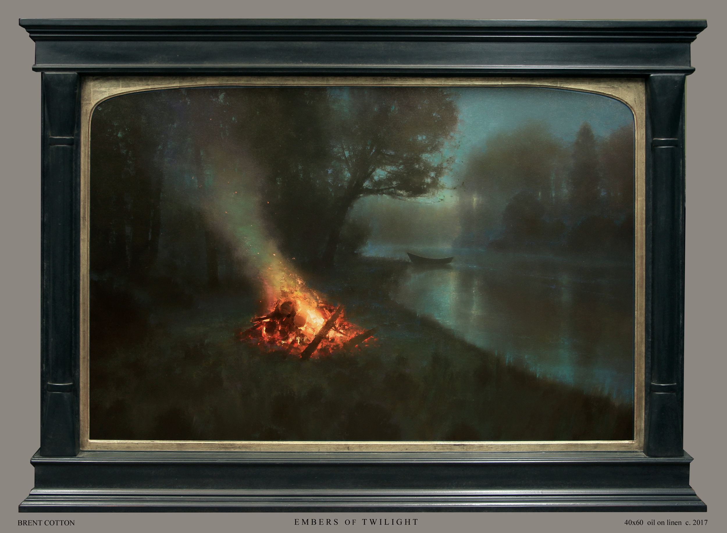 """Brent Cotton - """"Embers of Twilight"""""""