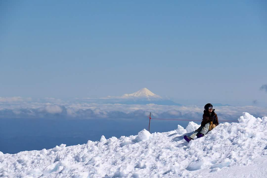 Enjoy a day on Mount Ruapehu