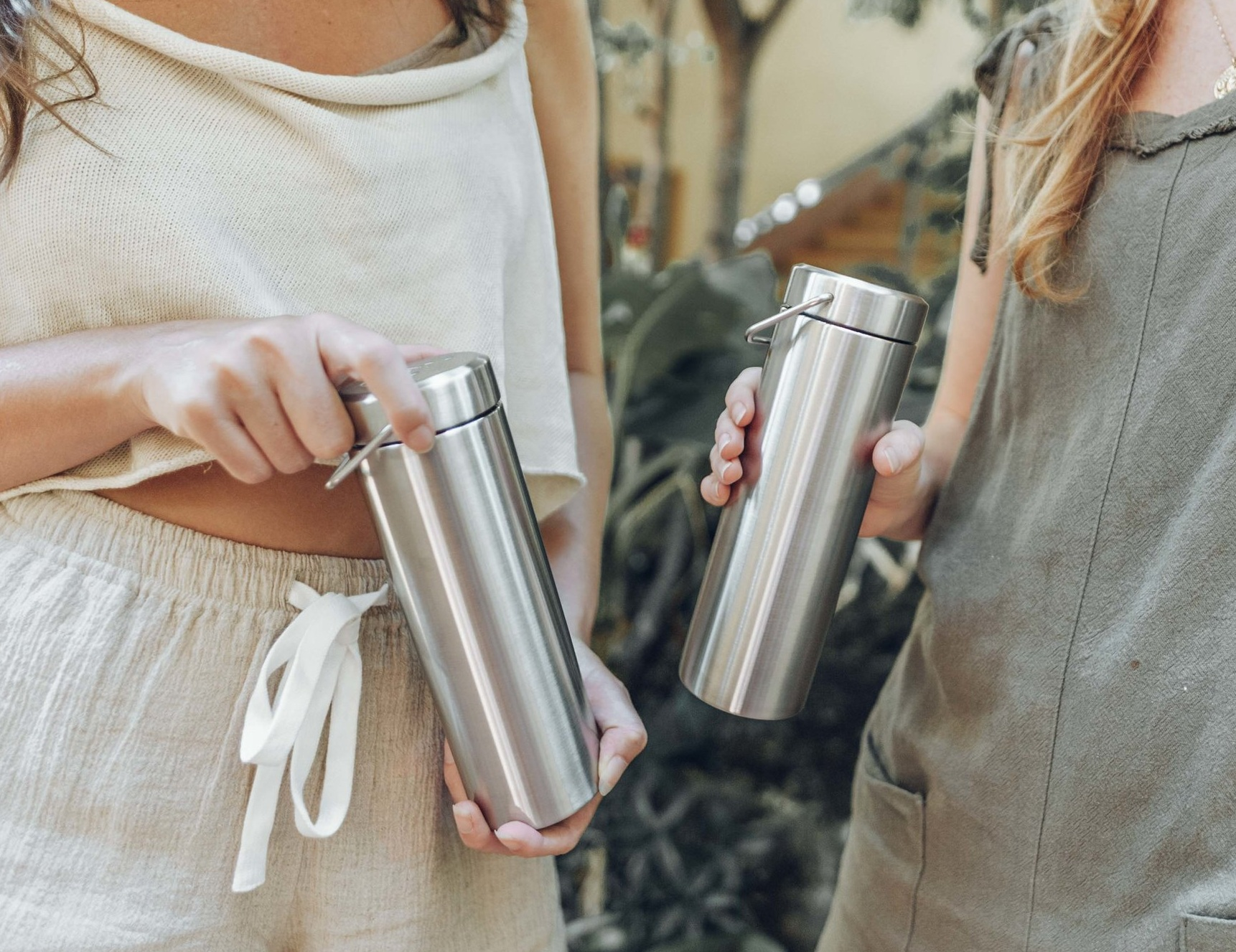 Insulated drink flasks from  Seed and Sprout